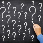 Questions (licenses from Dreamstime)