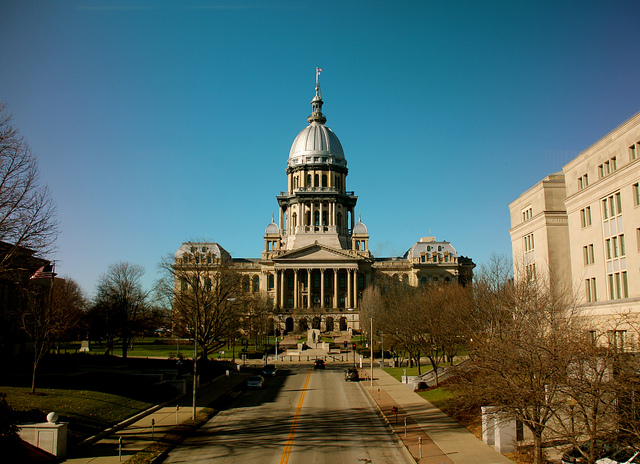 Illinois State Capitol (photo credit: danxoniel on Flickr)