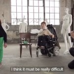 "Moving video of ""disabled"" mannequins shows beauty comes in all forms"