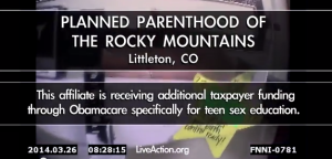 Planned Parenthood, SexEd, investigation, video