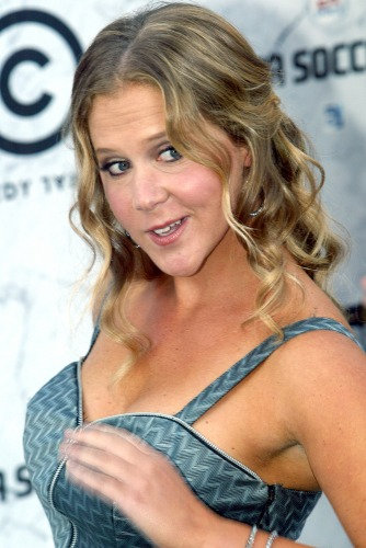 Amy Schumer. Photo by CarlaVanWagoner / Shutterstock.com