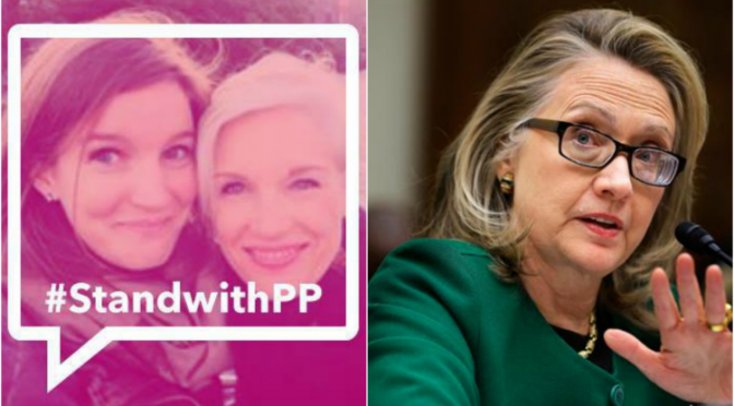 Planned Parenthood's family ties to Hillary Clinton