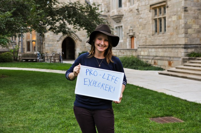 Evy Behling, Yale students, Tokman