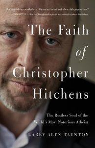 Faith Of Christopher Hitchens cover