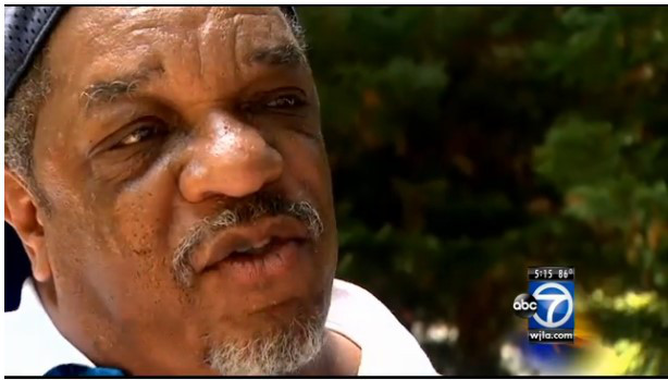 Abortionist Harold O. Alexander (Image: screen grab from WJSA news report)