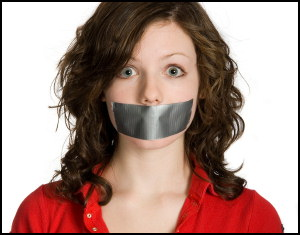 silent tape