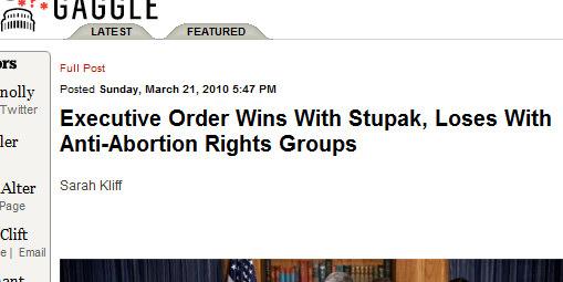 Newsweek Abortion Headline