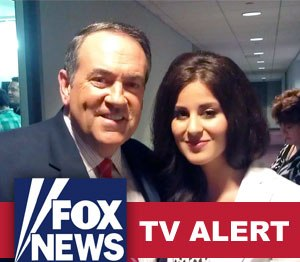 TV ALERT: Lila Rose on Fox News Channel's Huckabee this Weekend!