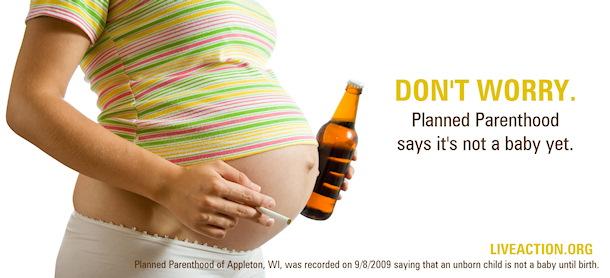 pro life graphic smoke pregnant