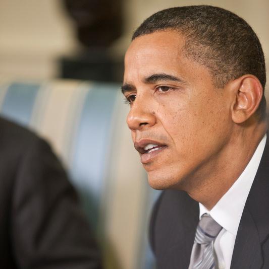 Barack Obama Impersonates Grumpy Cat During Speech, Leaves ...