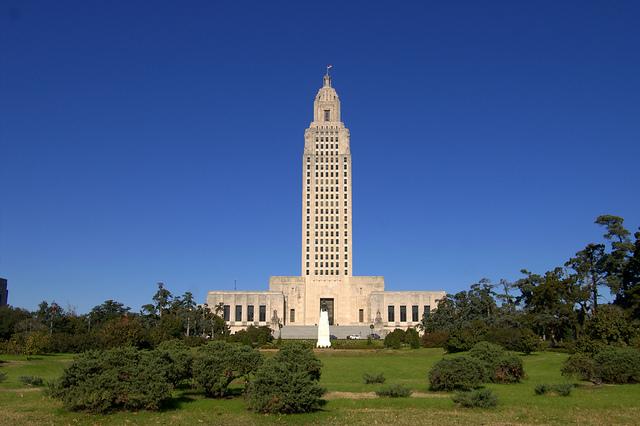 Louisiana State Capitol – Baton Rouge