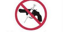 no weapon, gun free