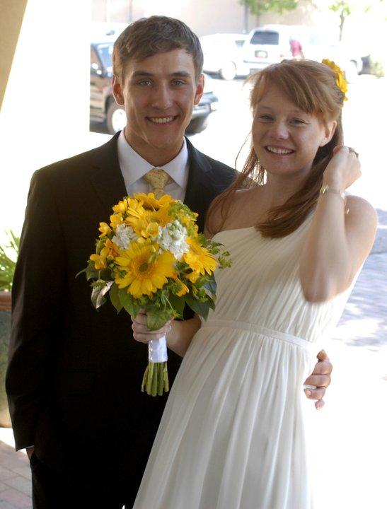 Sierra and her husband