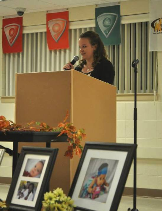 Hannah Rose Allen Banquet Speaking