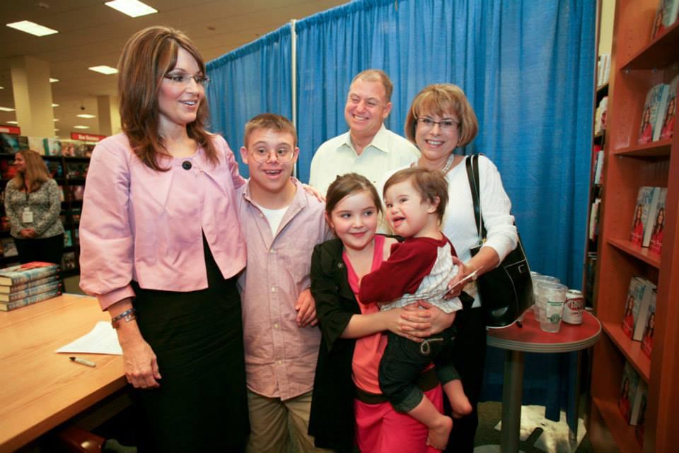 Sarah Palin Going Rogue Book Tour