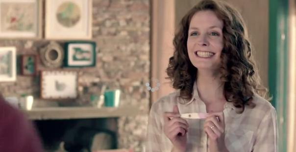 Coca-Cola ad, parent, pregnancy, mother