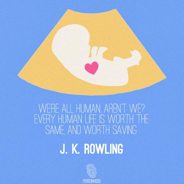 Personhood Rowling
