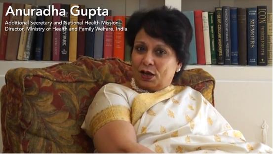 Gupta from India