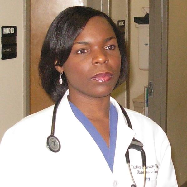 Dr. Yashica Robinson-White
