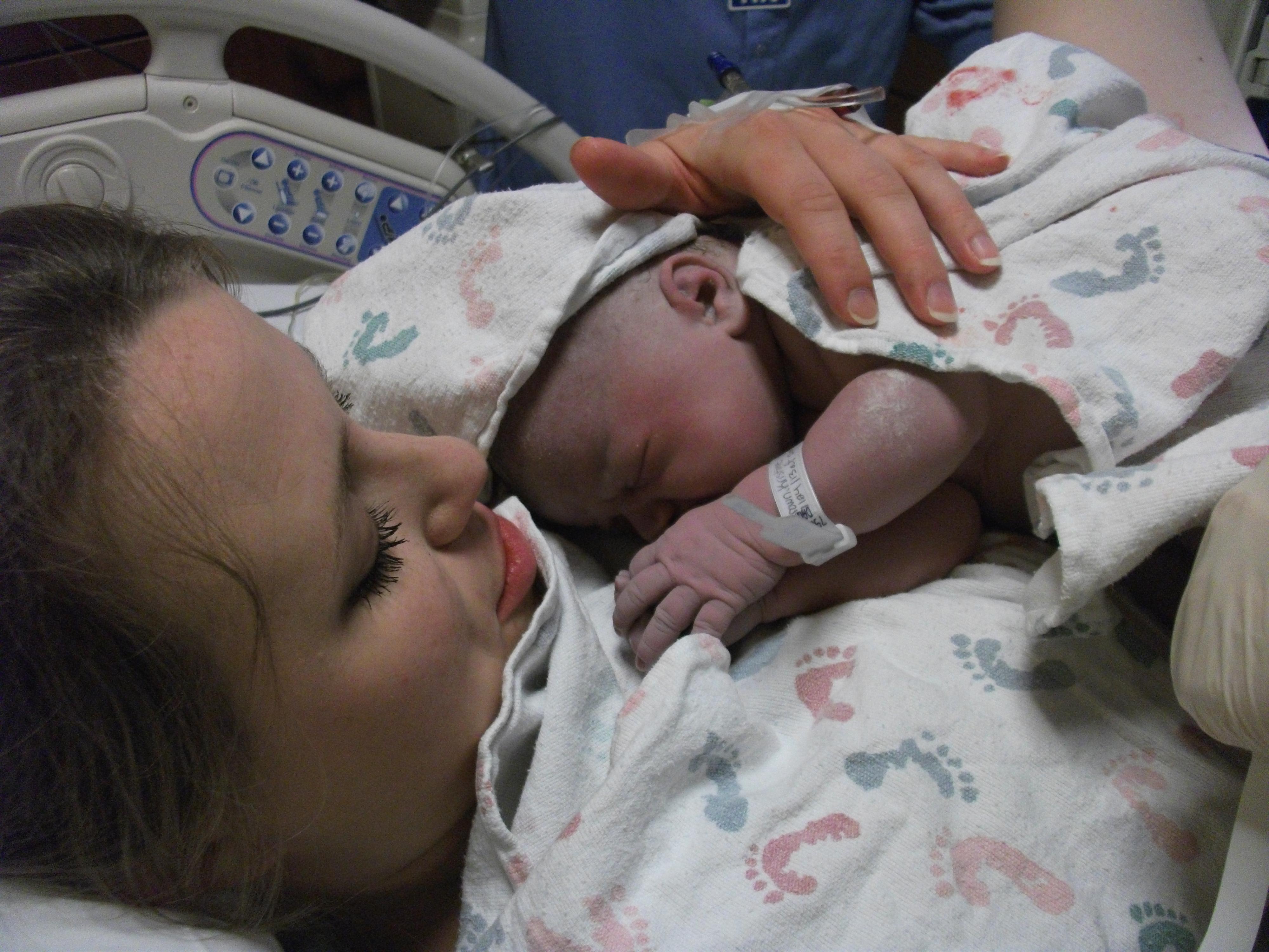 birth, mom, baby