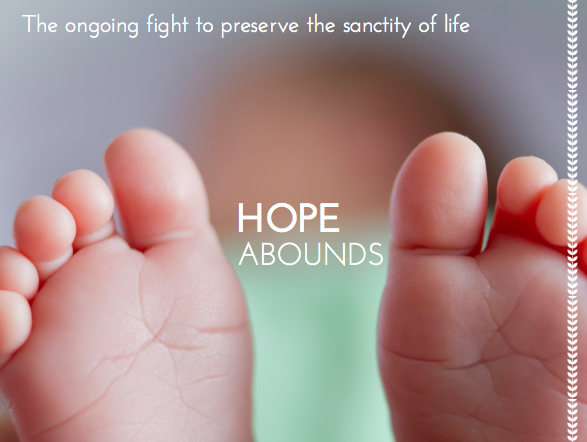 baby feet, hope