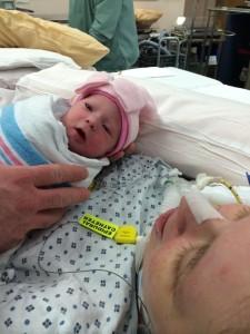 Baby Arabella Grace