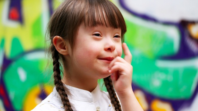 Aborting a baby with Down syndrome is not what's