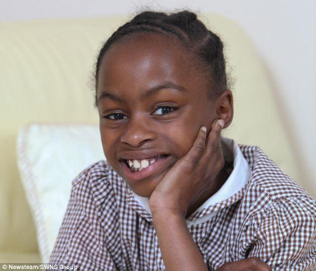Aaliyah Hart age 10