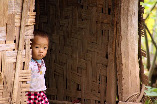 Burma, Myanmar, child