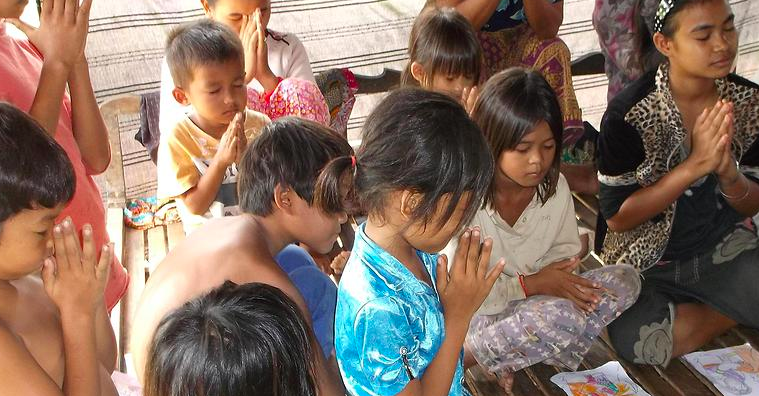 Cambodia, Haven of Hope, Mishler
