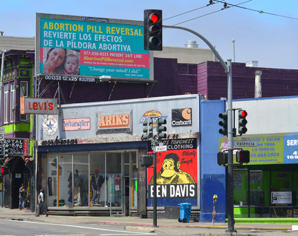 billboard, abortion reversal, pill