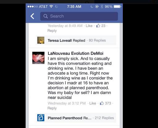 abortion, planned parenthood, cmp