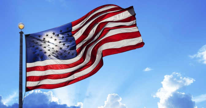 Roe v. Wade, flag