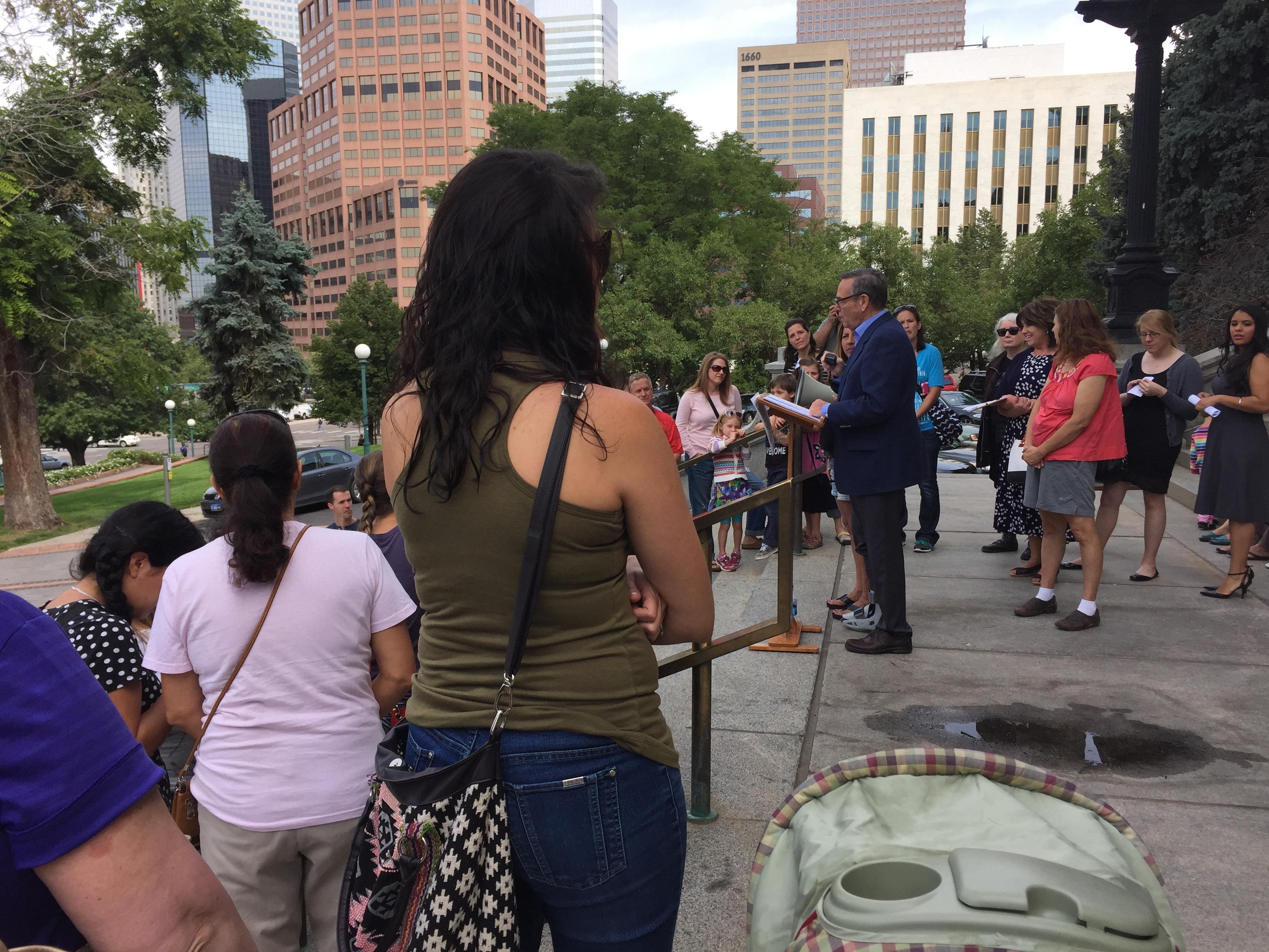 #WomenBetrayed, Mike Norton, ADF, Colorado