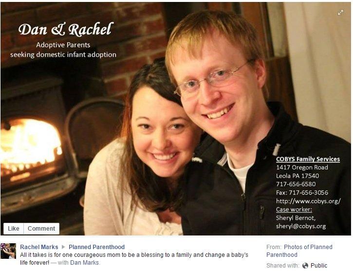 Dan and Rachel Marks