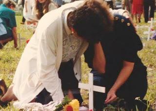 Michele Herzog post abortion prolife grief