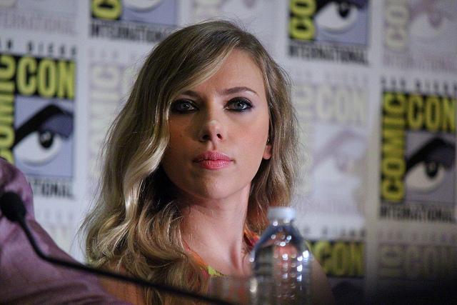 Scarlett Johansson Ricky Brigante Flickr
