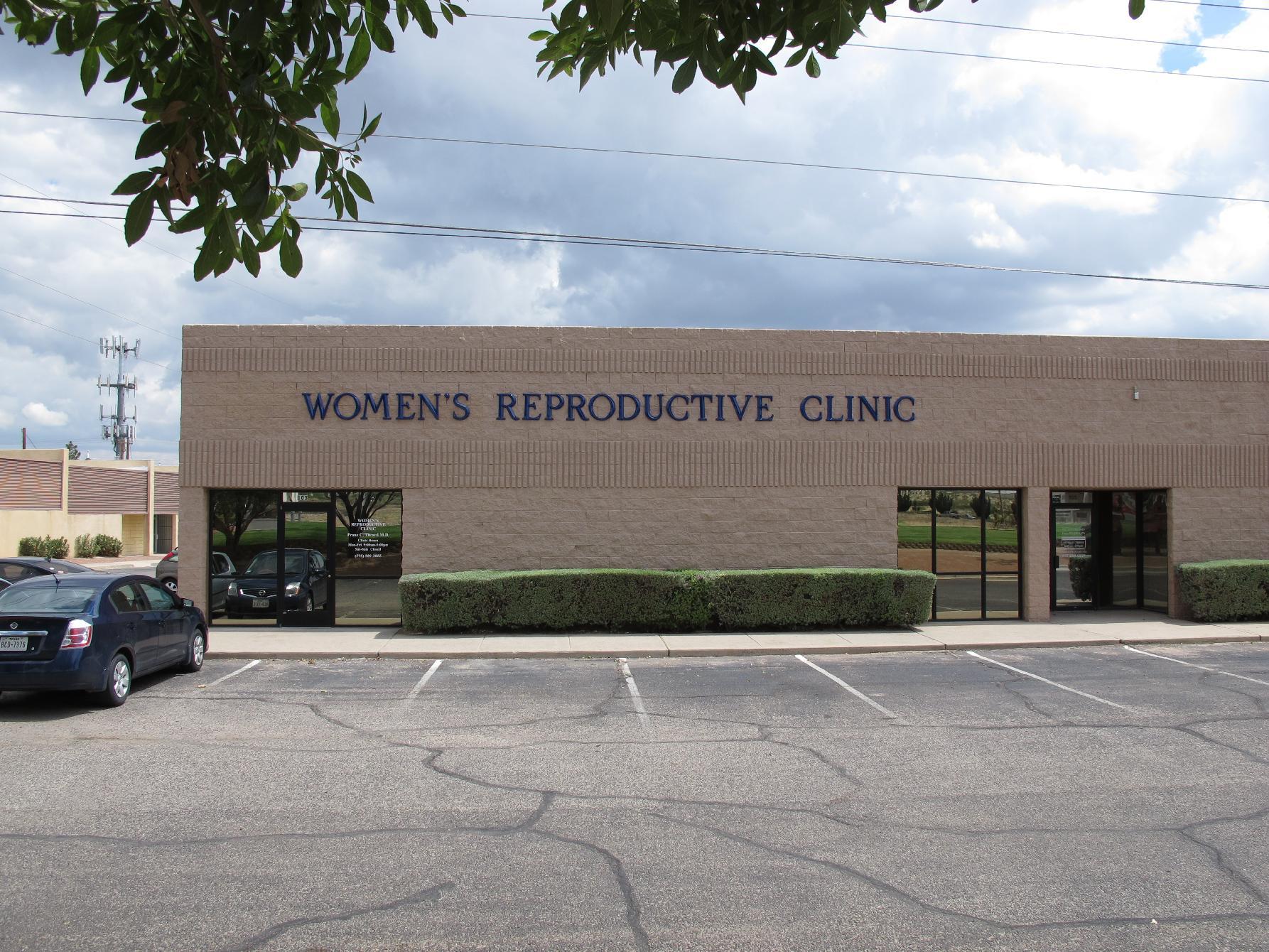 Women's Reproductive Clinic El Paso Texas