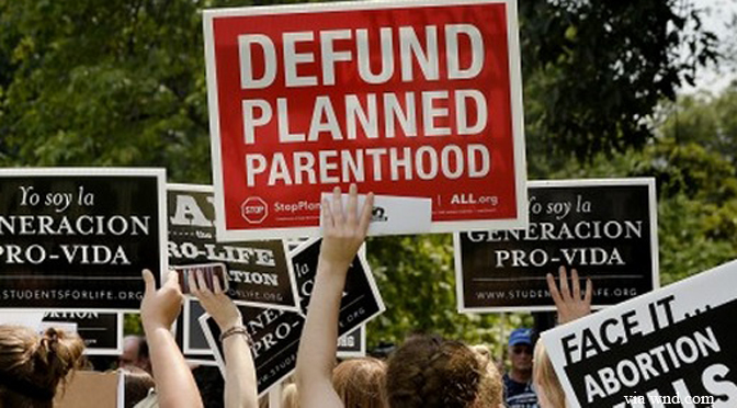 defund, Title X, Planned Parenthood