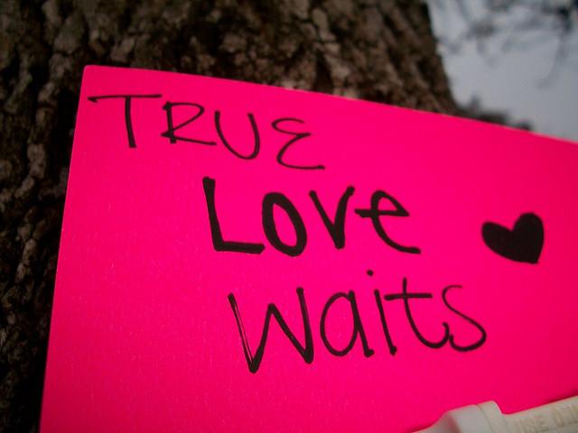 Abstinence Education True Love Waits