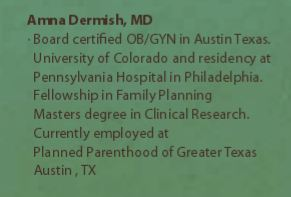 Amna Dermish Planned Parenthood