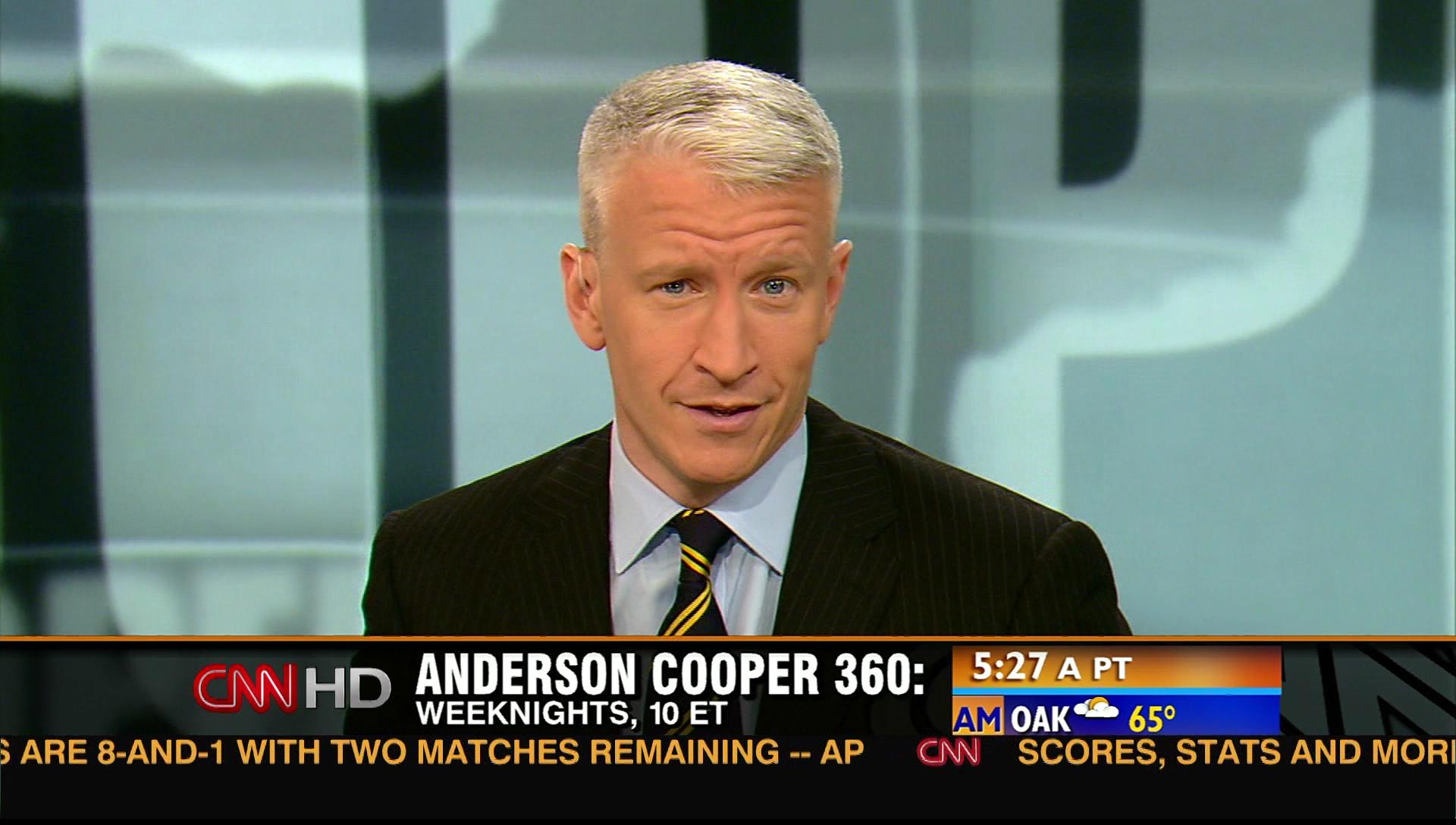 Anderson Cooper 360 CNN