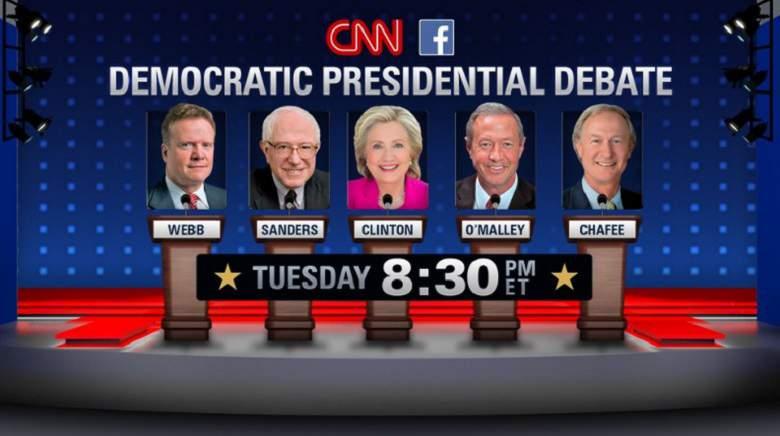 Democrat 2016 CNN Presidential Debate