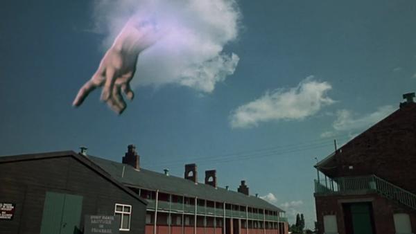 Monty Python Hand of God