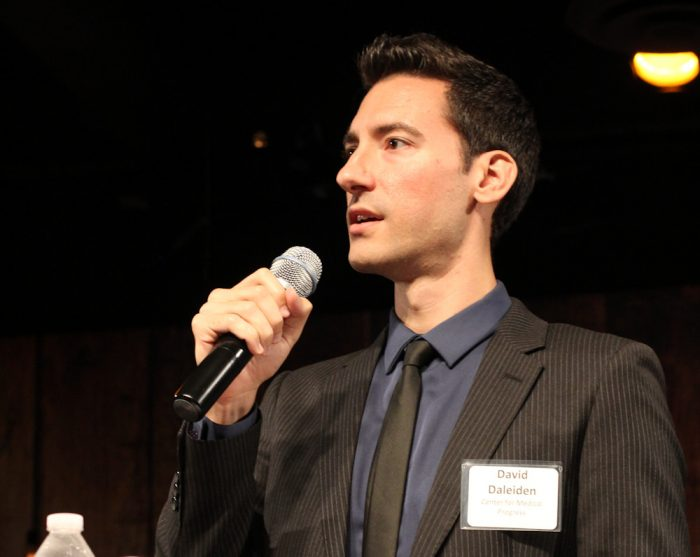 David Daleiden, Center for Medical Progress, Planned Parenthood, twitter