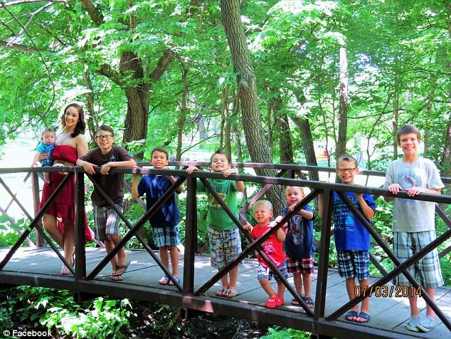 The Groves children