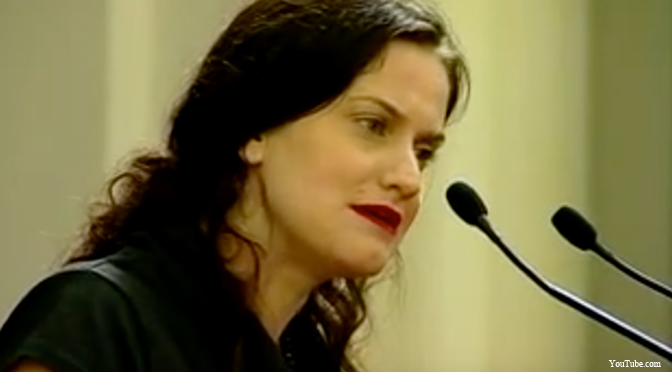 Gianna Jessen, an abortion survivor, shares her abortion story.