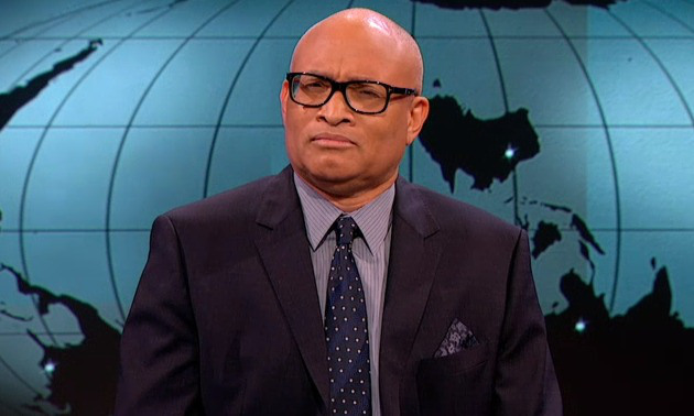 Larry Wilmore Comedy Central