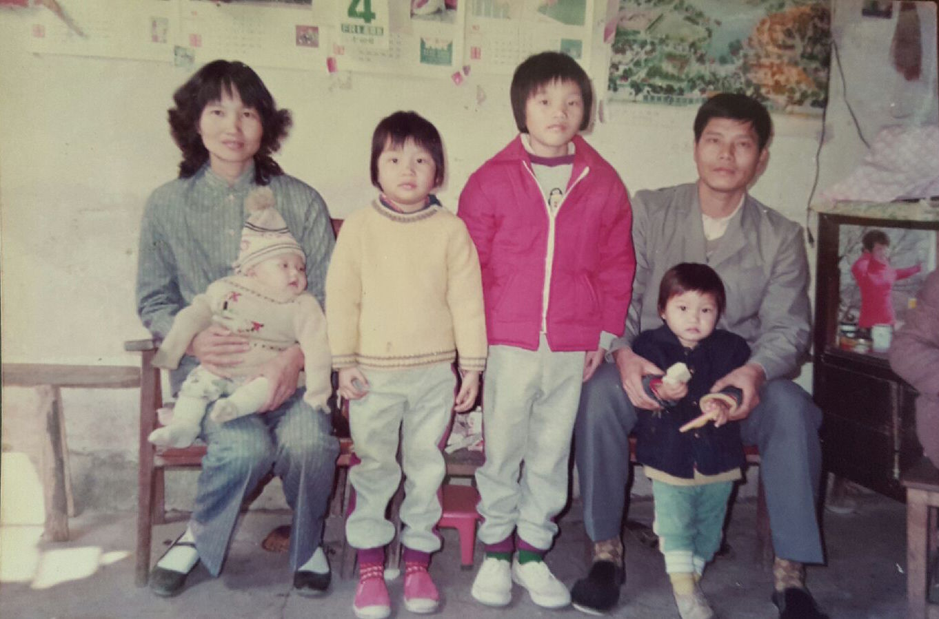 wong family 1