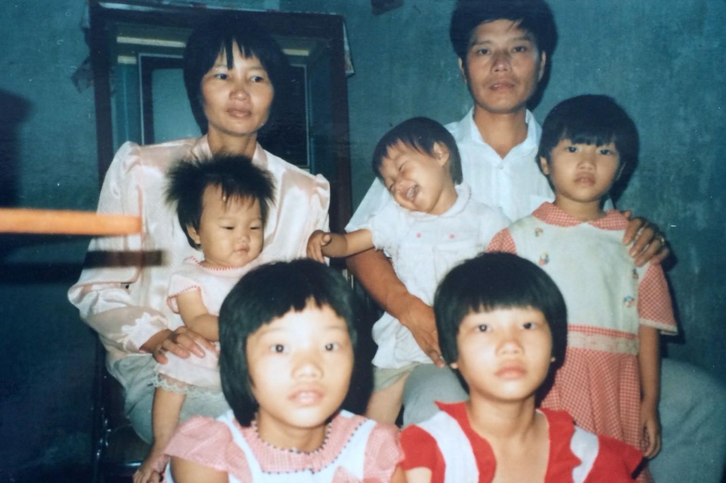 wong family 2